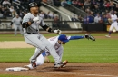 Jose Bautista doubles in Mets debut while Jose Reyes makes costly error in 5-1 loss