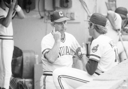 Former Cleveland Indians manager Dave Garcia dies at 97
