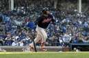 Cleveland Indians pound Chicago Cubs, 10-1, in their return to Wrigley Field