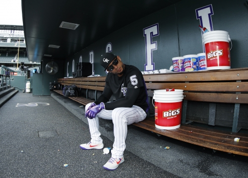 Rockies' Carlos Gonzalez still considers himself an everyday player — and he's plans to prove it