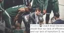 Celtics coach Brad Stevens blames efficiency, transition D for Game 4 loss