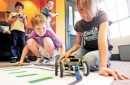 Preschoolers can build their own robot at this summer camp