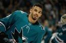 Evander Kane close to major extension with Sharks