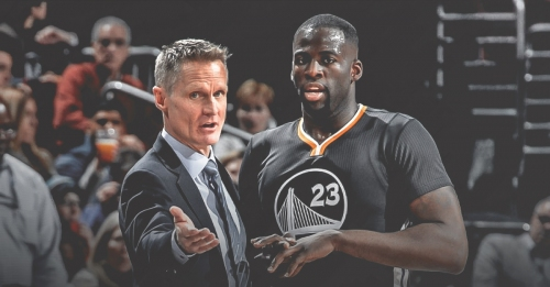 Steve Kerr explains no-timeout decision in closing seconds