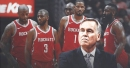 Mike D'Antoni thinks Rockets peaked defensively in Game 4