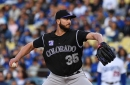 Dodgers' back-to-back homers off Bryan Shaw sinks the Rockies