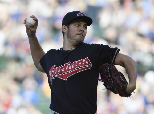 Cleveland Indians Trevor Bauer says mound message had nothing to do with 9/11 attacks