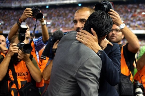 Unai Emery almost denied Man City one of their best ever players