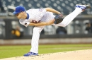 Zack Wheeler finds his missing pitch in hard-luck loss