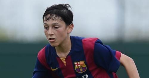 Arsenal close to signing Barcelona wonderkid Joel Lopez