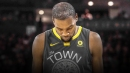 Kevin Durant regrets decision to pass the ball early in closing seconds