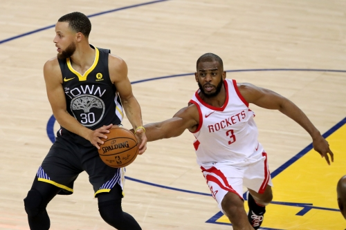 What Stephen Curry said after Warriors collapse against Rockets