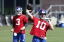 Giants news, 5/23: OTA updates, Odell's contract, helmet rule, more