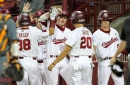 2018 SEC Baseball Tournament: Gamecocks Beat Tigers 4-2 in Game One