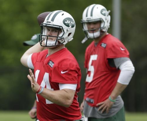 Sam Darnold can erase Jets' mistake of drafting Hackenberg