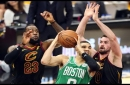 Cleveland Cavaliers Pregame Scribbles: Stealing Boston's heart? -- Terry Pluto (video)