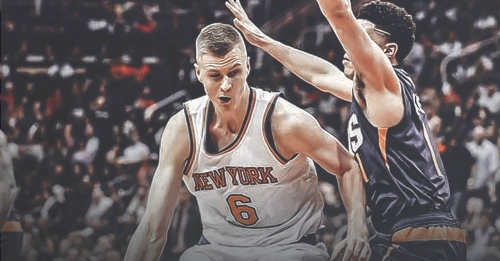 Suns had chance to acquire Kristaps Porzingis last year