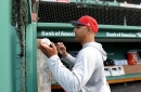 Some of Alex Cora's lineup decisions have been strange