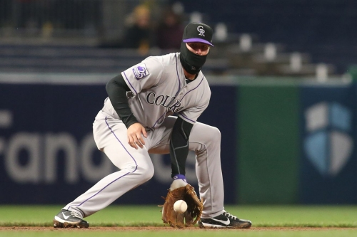 Ryan McMahon could be a second base solution for the Colorado Rockies