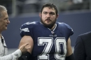Report: Cowboys's Zack Martin absent from Tuesday's OTAs, unclear if he will report to any