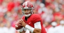 Vegas expert: Doesn't matter much if Alabama chooses Jalen Hurts or Tua Tagovailoa
