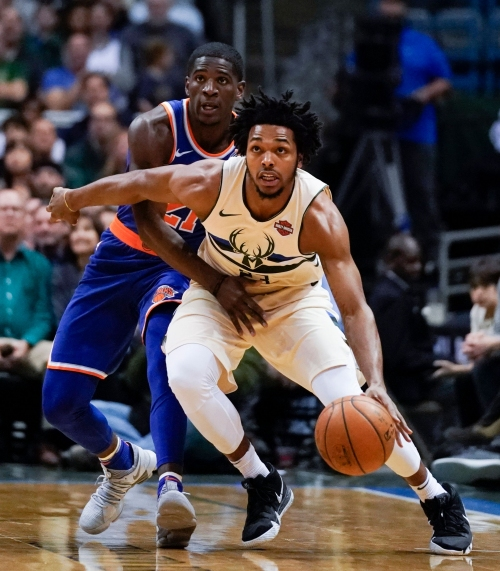 Who is Sterling Brown of the Milwaukee Bucks?
