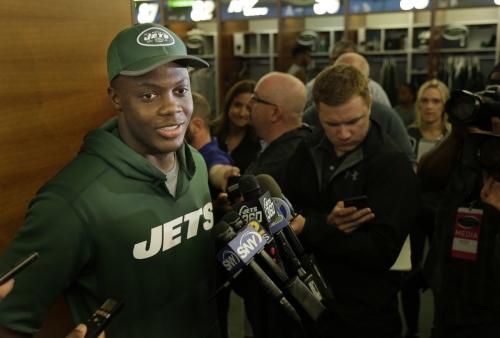 Teddy Bridgewater might wind up being the Jets Week 1 starter
