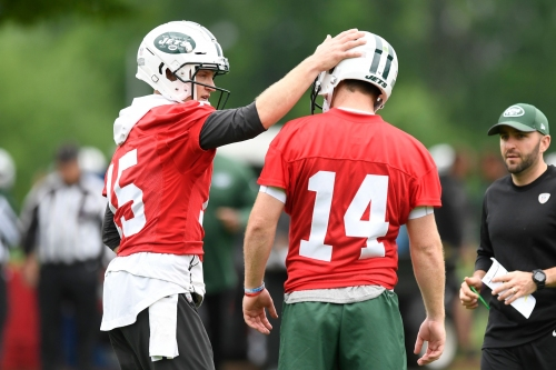 5 takeaways as Jets begin OTAs, including QB situation after Christian Hackenberg trade