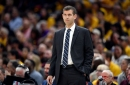 "Celtics Practice Report: Brad Stevens ""contemplating"" lineup change for Game 5"