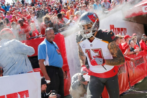 YAC remains a challenge for Mike Evans