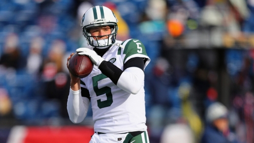 Jets HC Todd Bowles has no regrets about Christian Hackenberg selection
