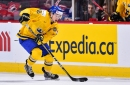 Rasmus Asplund Signs Entry Level Contract With Buffalo Sabres