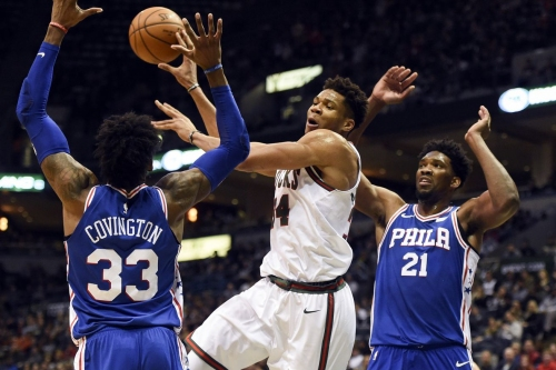 Robert Covington Named to NBA All-Defensive First Team