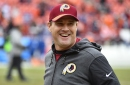 Jay Gruden Redskins OTAs Presser: Not concerned with Offensive Line right now