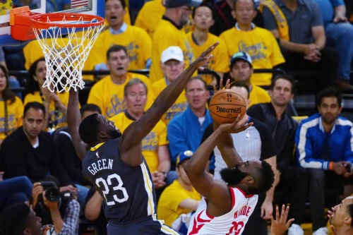 Draymond Green makes All-Defensive second team