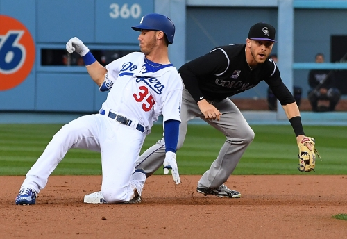 Rockies podcast: Colorado's in first place and what's going on with the Dodgers?