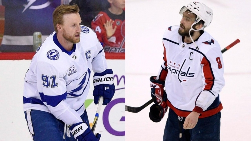 Stamkos vs. Ovechkin with Stanley Cup berth on the line