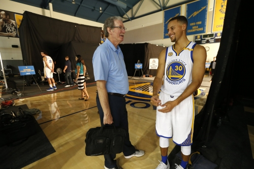 Warriors analyst Jim Barnett: 'Rockets are in the driver's seat'