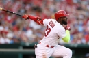 Ozuna oversleeps, arrives late, forces Cardinals to remove him from lineup