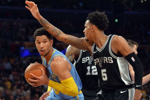Dejounte Murray named to the All-Denfensive Second-Team