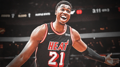 Heat news: Hassan Whiteside takes jab at Miami, says he has a 3-point shot