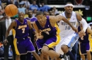 This Day In Lakers History: Trevor Ariza's Steal Gives L.A. Series Lead Over Nuggets In Western Conference Finals