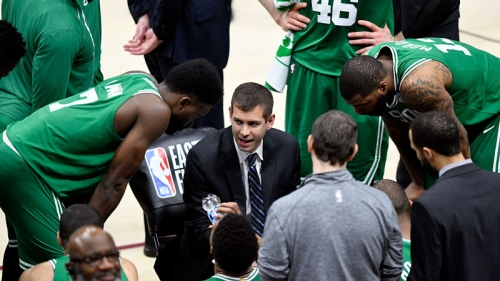 Here's One NBA Rule Celtics Coach Brad Stevens Just Recently Learned