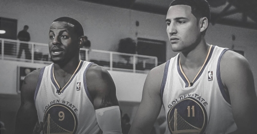 Report: Andre Iguodala, Klay Thompson questionable vs. Rockets for Game 5