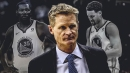 Steve Kerr lost sleep over things he could've done better in Game 4