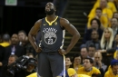 Draymond Green reacts to be named to 2nd All-Defensive Team