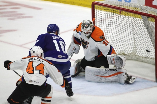 Marlies 5, Phantoms 0: That was ugly