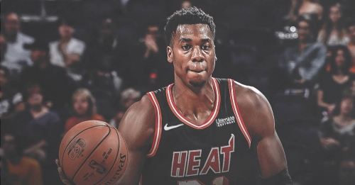 Heat center Hassan Whiteside left out of team advertisement