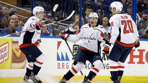 Capitals defeat Lightning in Game 7 to earn spot in Stanley Cup Final
