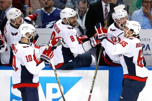 Ovechkin and Capitals finally break through to reach Stanley Cup final